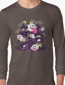Ghost House Long Sleeve T-Shirt