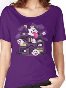 Ghost House Women's Relaxed Fit T-Shirt