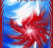Fire Lover  by Shayani Ann  Turko