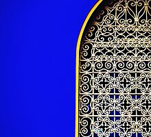 Blue Majorelle by Matthew Pugh