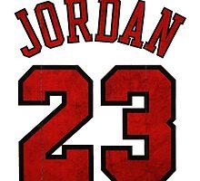 Jordan 23 Worn by MountyBounty