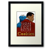 Cookies' Empire Framed Print