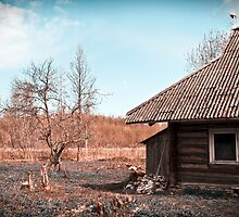 Farm House. by tutulele