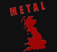 Metal Britannia Hoodie