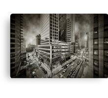 City feel Canvas Print
