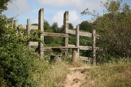 A country stile by DJ-Stotty