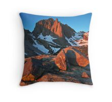 The Temple Throw Pillow