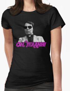 Rev. Jim Jones Womens Fitted T-Shirt