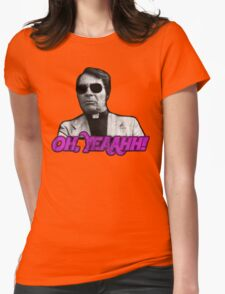 Rev. Jim Jones Womens Fitted T-Shirt