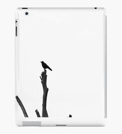 Surveying his kingdom iPad Case/Skin