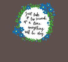 Ten Seconds - Blue Unisex T-Shirt