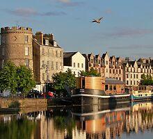 Shore, Leith, Edinburgh by asm1