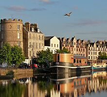 Shore, Leith, Edinburgh by asm1