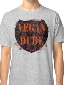 Vegan Dude Classic T-Shirt