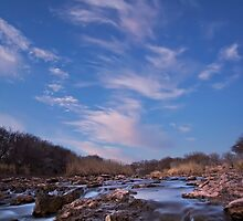 Moonlit River by Rob  Southey