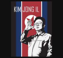 KIM JONG IL by Ben Sloma