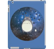 Totoro galaxy iPad Case/Skin