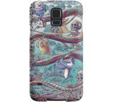 Destruction Time! Samsung Galaxy Case/Skin