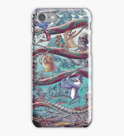 Destruction Time! iPhone Case/Skin