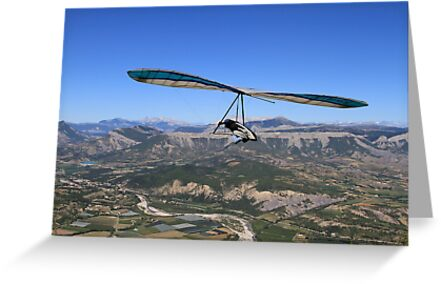 Hang Glider, British National Championships by asm1