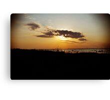 Sky. Canvas Print