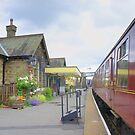Embsay Station by JacquiK