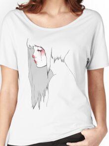 clown girl - III Women's Relaxed Fit T-Shirt