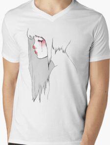 clown girl - III Mens V-Neck T-Shirt