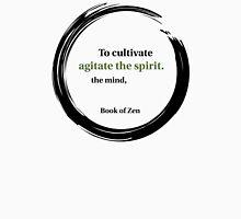 Motivational Spirit & Mind Quote Unisex T-Shirt