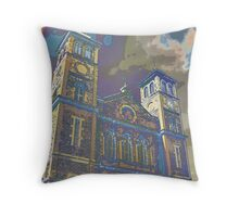 Halifax Cathedral, Nova Scotia, Canada Throw Pillow