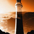 Lighthouse, Great Ocean Road, Australia by Beltrame