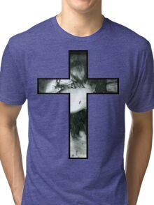Decay Cross Tri-blend T-Shirt
