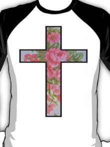 Roses Cross T-Shirt