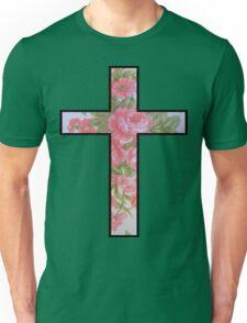 Roses Cross Unisex T-Shirt