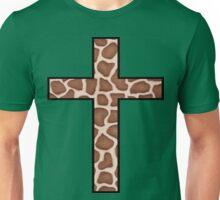 Giraffe Cross Unisex T-Shirt