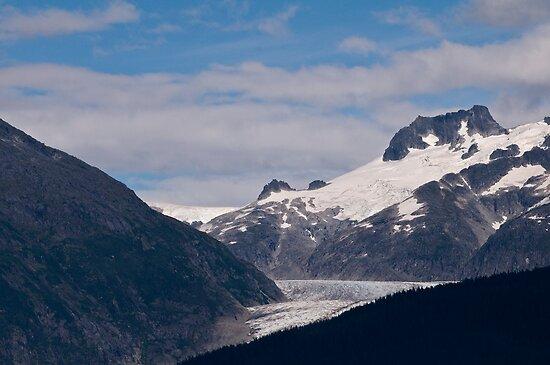 Alaskan Glacier by Brian Rome