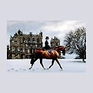 Wollaton Hall Winter Ride by Fotasia