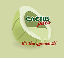 Cactus Juice. by benwllace159