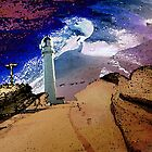Lighthouse, Great Ocean Road, Australia 2 by Beltrame