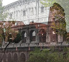 Coloseo, Roma by Beltrame
