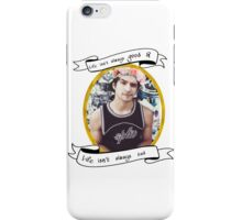 Posey quotes iPhone Case/Skin