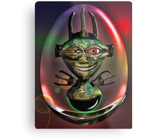 Indubitably  Metal Print