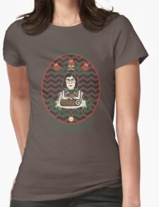 Yule Log Lady T-Shirt