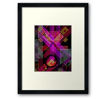 Dimensions 18 Framed Print