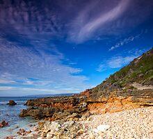 North to Sugarloaf Rock by Chris Paddick