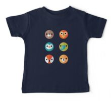 Smiley Faces - Set 2 Baby Tee