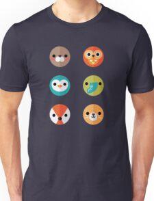 Smiley Faces - Set 2 Unisex T-Shirt