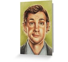 Jim Greeting Card