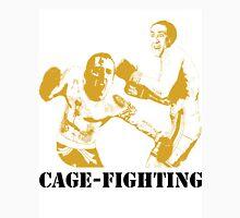Nicolas CageFighting Men's Baseball ¾ T-Shirt
