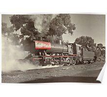 J541 Engine Poster